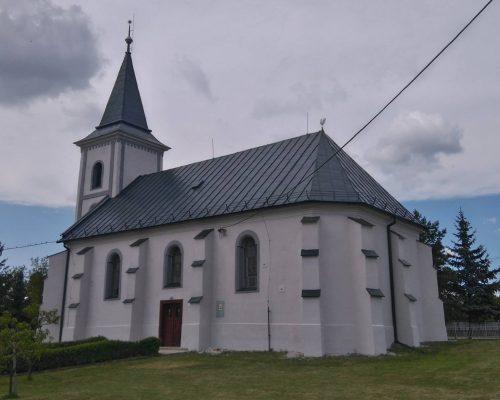 kostol kompletná rekonštrukcia